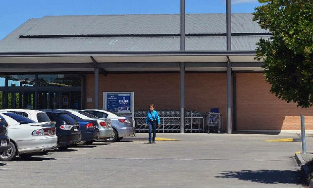 GROWING: Tenders have been called to carry out a significant expansion of the Gympie ALDI supermarket.