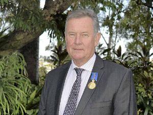 Slatter honoured with OAM