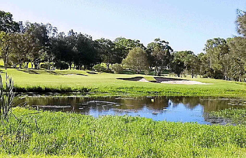 ON A WINNER: Caloundra Golf Club will host the Caloundra Pacific Rotary Club charity golf day.