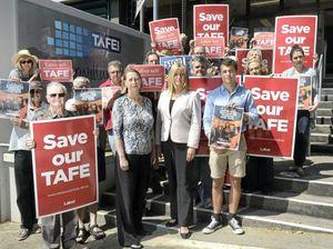 MPs slam plan to shut down Murwillumbah TAFE