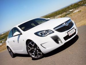 GALLERY: Holden Insignia VXR is a wolf in sheep's clothing