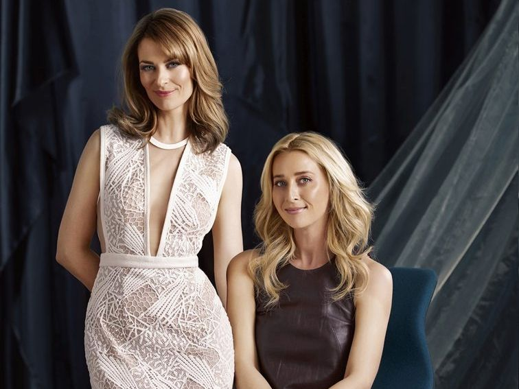 Kat Stewart and Asher Keddie will star in a sixth season of Offspring. Supplied by Channel 10. Please credit photo to Reuben Gates.