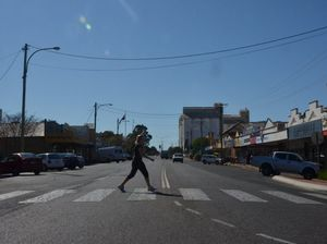 Only a matter of time: crossing still threat for pedestrians