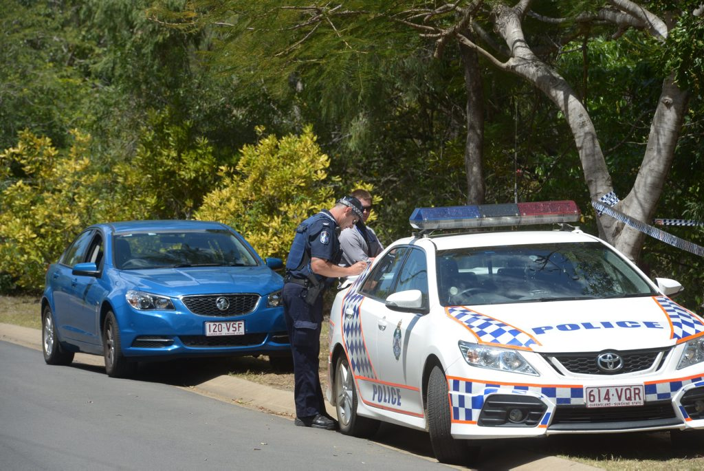 A 31-year-old Moore Park Beach man has been charged with grievous bodily harm following an investigation into the death of a man at Bundaberg yesterday.