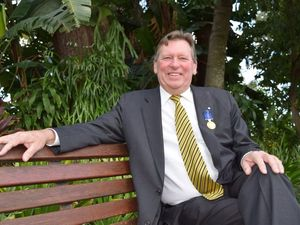 Four decades of council service recognised for Mayor Brent