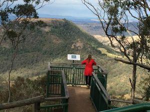 Toowoomba woman's moving reason to climb mountain