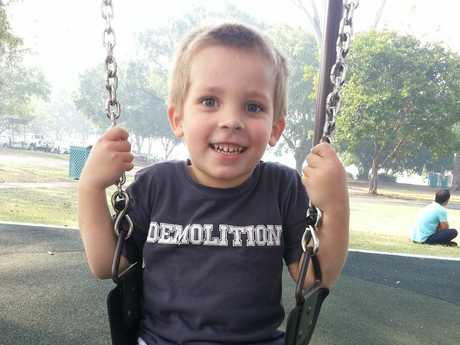 Thomas Speath, 5, is also listed as missing.