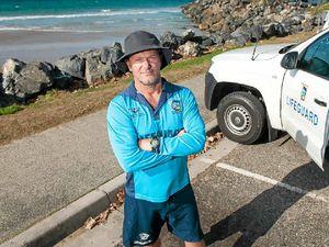 Powerful swell keeps region's surf lifesavers on close watch