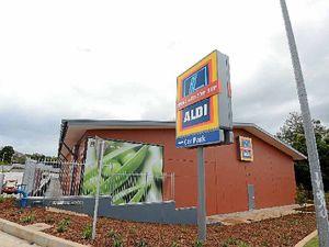 New Aldi set to deliver big