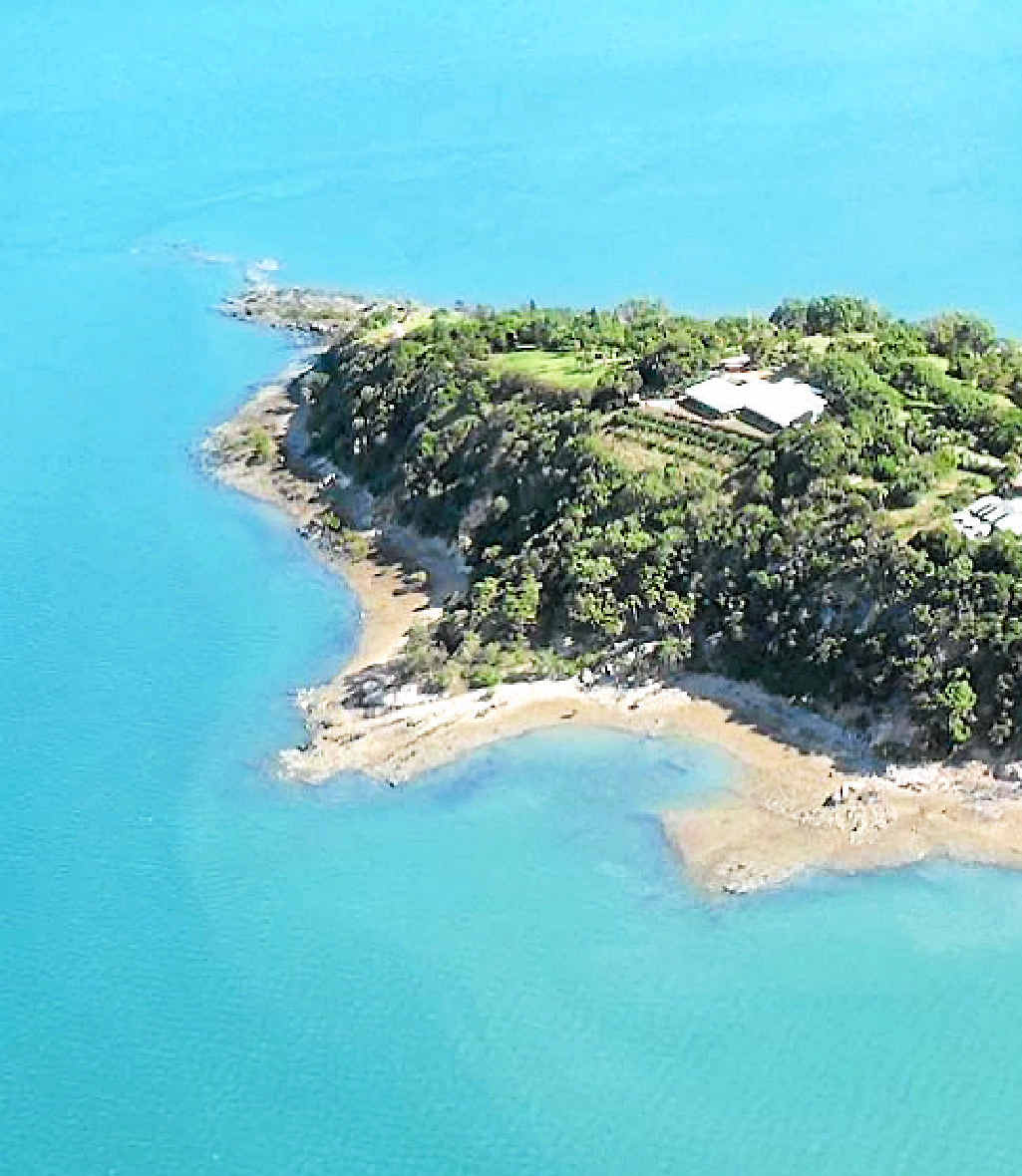 SOLD: An international buyer will call this four bedroom house on Turtle Island home.