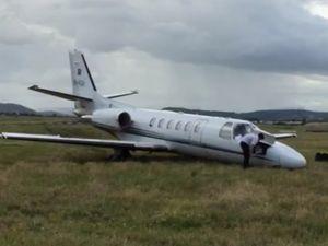 Jet overshoots Lismore runway