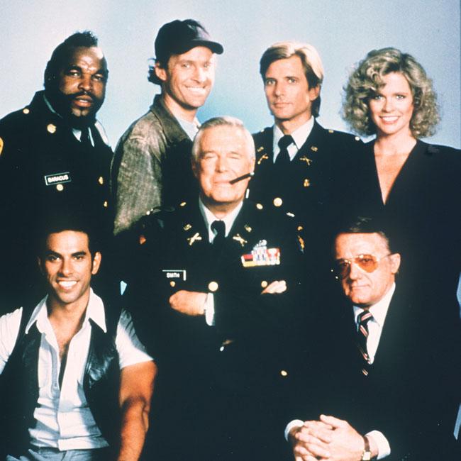 The original A Team