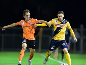 "John Aloisi: ""Corona"" key signing for Brisbane Roar"