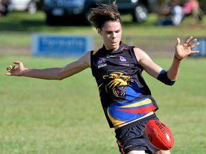 Caloundra star set to be an AFL first round draft pick