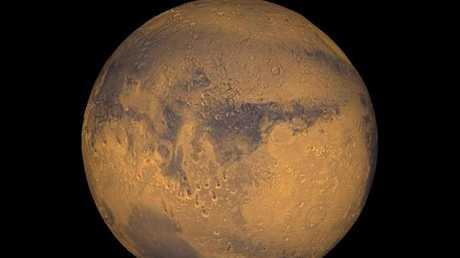 Photo from NASA, Twitter.