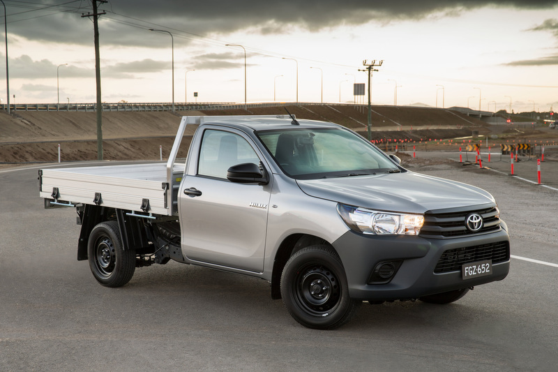 All-new 2015 Toyota HiLux