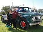 Old bangers shine at Echuca Truck Show