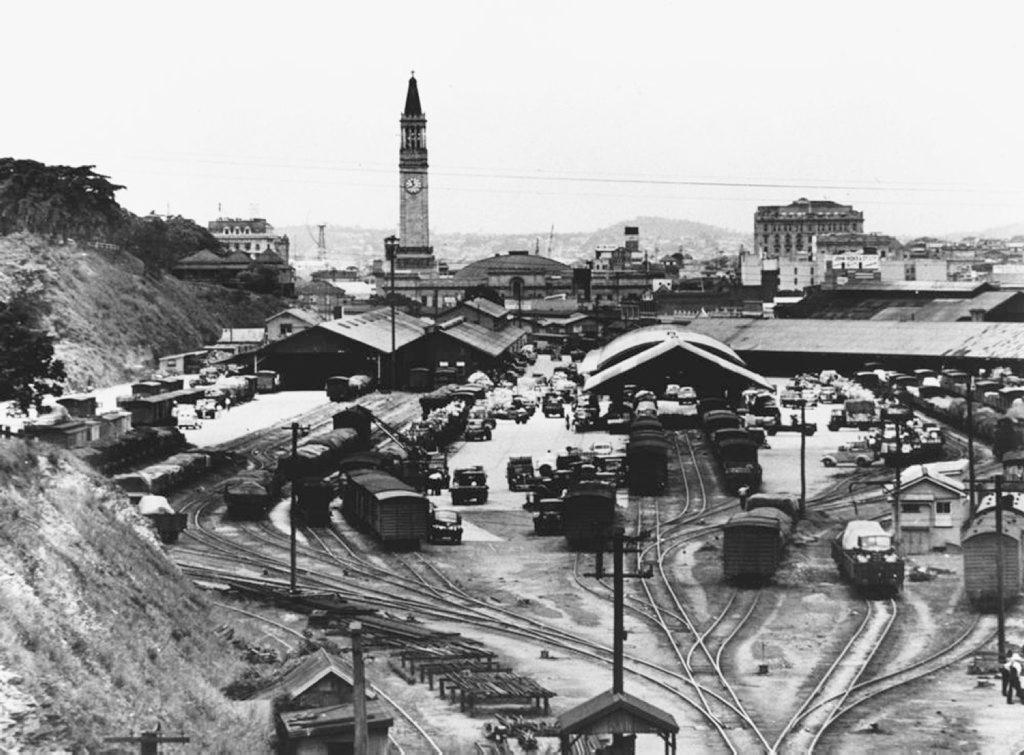 Brisbane, Circa 1953