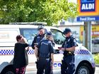 A woman has been carjacked in the Aldi Maroochydore carpark. Photo: Che Chapman / Sunshine Coast Daily