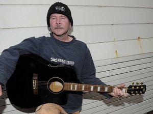 Rare custom-made guitar too rich for garage sale crowd