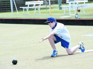 Green talent on show at AeroBOWLS Junior Tournament