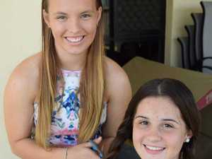 Friends' promise to lose locks for cancer patient wigs
