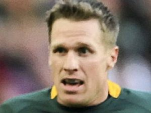 Boks skipper has yet another bad break in victory