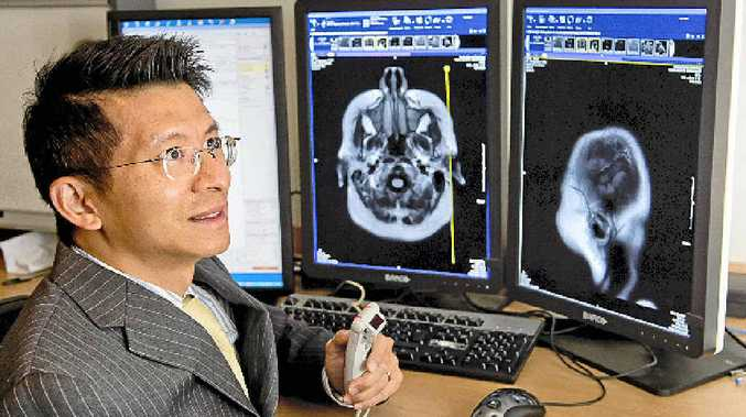 STATE-OF-THE-ART: Darling Downs Radiology radiologist Dr Allan Lu is looking forward to moving to newer, bigger premises.