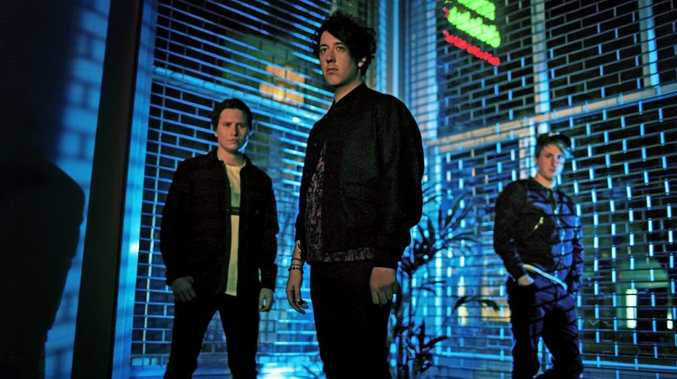 UK indie rockers The Wombats will perform at Falls Festival 2015.