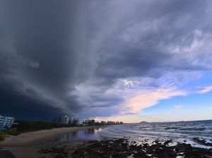 WEATHER WARNING: Storms, heavy rain threaten Sunshine Coast