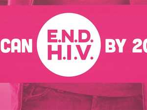 Gin Gin Rd billboard to encourage locals to end HIV