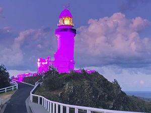 Big Pink  month for Byron Breast Cancer Support Group