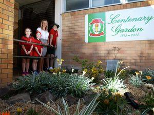It's a centenary celebration for Lismore South Public School