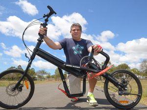 Bicycle revolutionises low-impact running