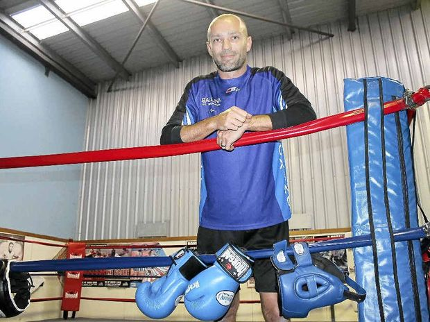 COMEBACK NUMBER TWO: At age 43, Ballina boxer Bevan Connor is stepping back into the ring in his second comeback to compete at the Australian Masters Games in Adelaide.