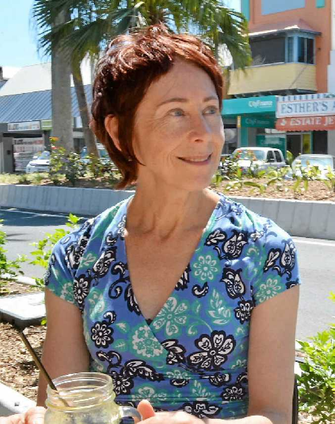 AT THE HELM: Imogen Zethoven is Australian Marine Conservation Society's new Great Barrier Reef campaign director.