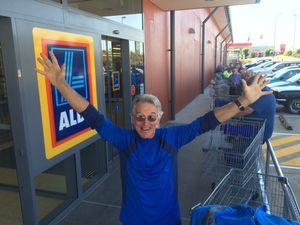 Why Goonellabah's Bob Wells loves Aldi