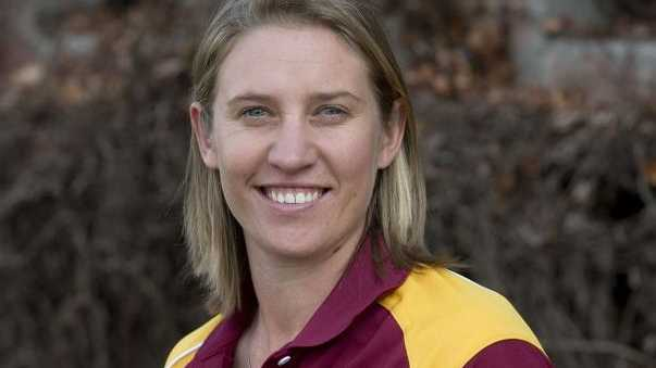 Delissa Kimmince, Queensland Fire womens cricket team to play a match in Toowoomba.