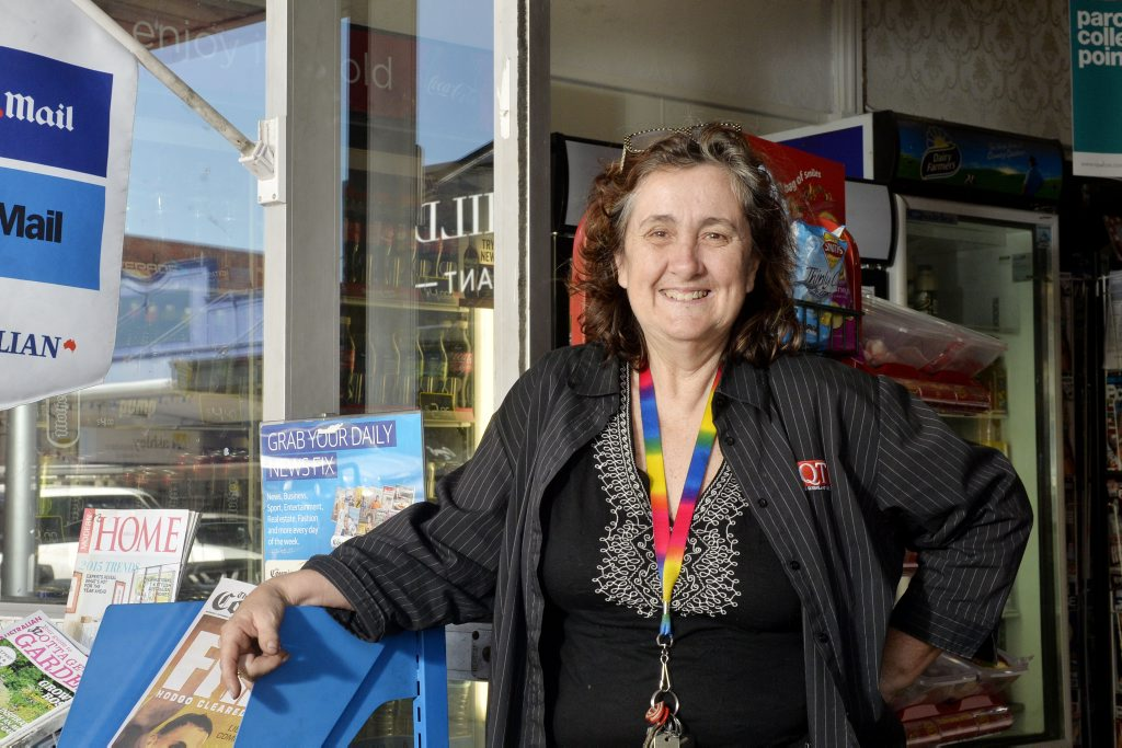Teresa Pearce from Ipswich City News. Photo Inga Williams / The Queensland Times
