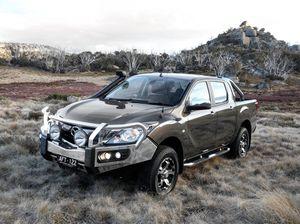 New Mazda BT-50 ute road test