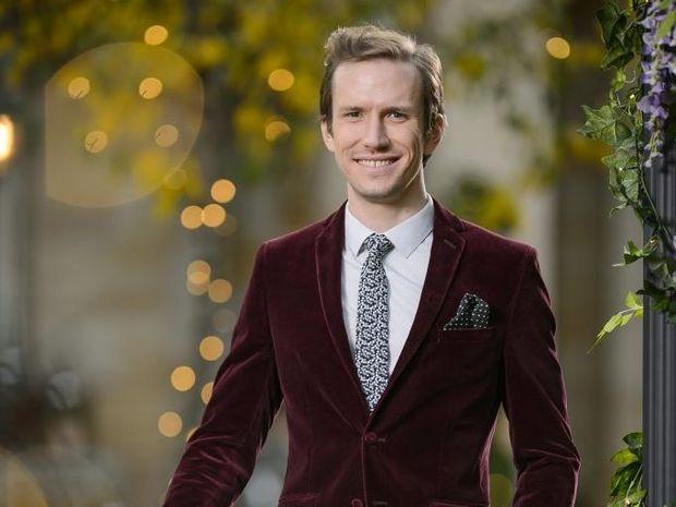 The Bachelorette contestant Will Ferrier.