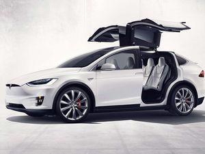 Tesla's uber-cool family rocket