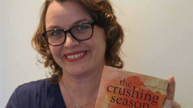 NEW RELEASE: Former Bundaberg resident Peta Jo will launch her second novel The Crushing Season at Bundaberg Regional Library on Saturday.