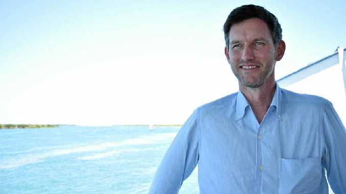 Water Minister Mark Bailey is looking over a report that claims Queensland faces water hikes due to sustainable building regulations were dumped last year.