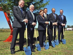 Work begins on Caloundra South, and its 20,000 homes