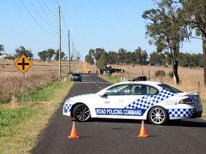 Fatal traffic crash at Peak Crossing