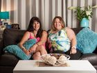 Anastasia and Faye star in Gogglebox.