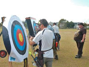 Archers from across region take aim at Interclub Challenge