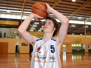 No pain, no Gane in Maranoa junior basketball