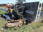 Man dies at Peak Crossing helping mate find job site